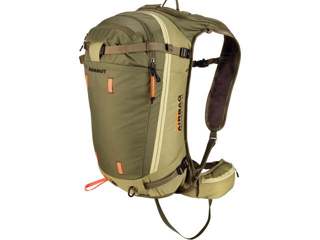Mammut Light Protection Airbag 3.0 Selkäreppu 30l, boa-iguana